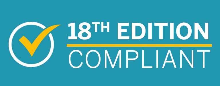 18th Edition Compliant Software